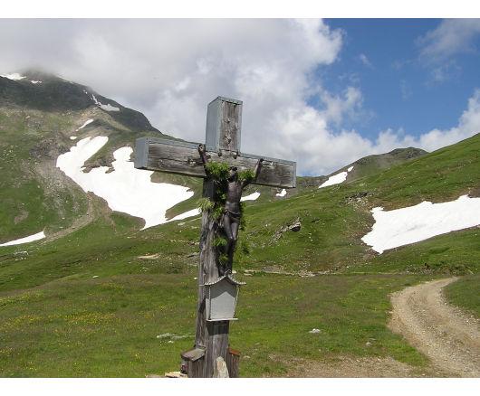 Das Tauernkreuz.