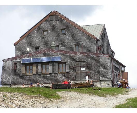 Die Hagener Hütte