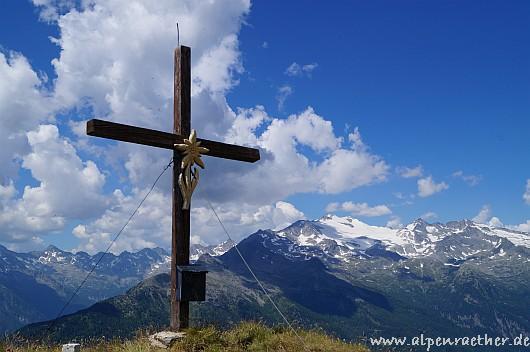 Loibspitze Gipfelkreuz