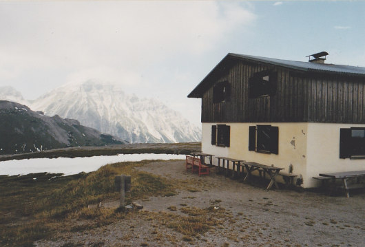 Blaser Hütte