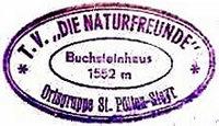 Buchsteinhaus