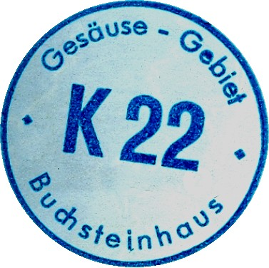 Bruchsteinhaus Hüttenstempel 1973