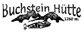Buchstein Hütte
