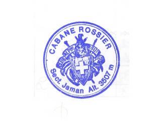 Cabane Rossier