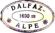 Dalfaz Alpe