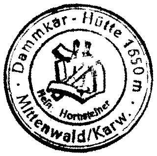 Dammkar-Hütte
