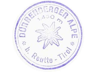 Dürrenberger Alpe