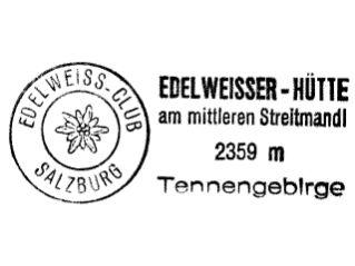 Edelweisser-Hütte