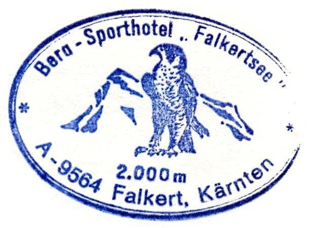 Hüttenstempel, Falkertsee