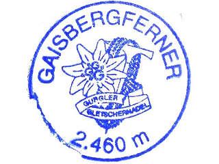 Gaisbergferner
