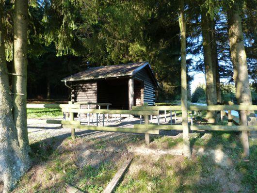 Die Knickhütte