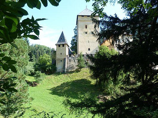 Burg Groppenstein.