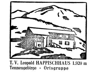 Happischhaus - Tennengebirge