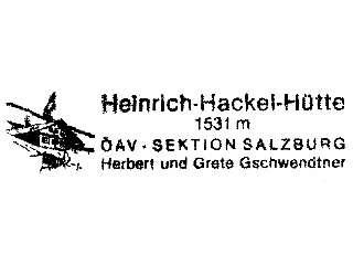 Heinrich-Hackl-Hütte - Tennengebirge