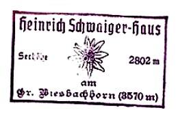 Hüttenstempel, Heinrich-Schweigerhaus