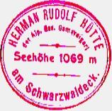 Hermann-Rudolf-Hütte - Niederösterreich