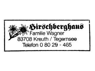 Hischberghaus - Mangfallgebirge
