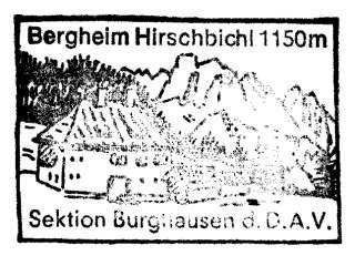 Hischbichl - Berchtesgadener Alpen