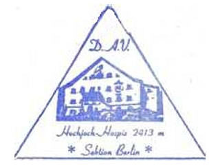 Hochjoch Hospiz