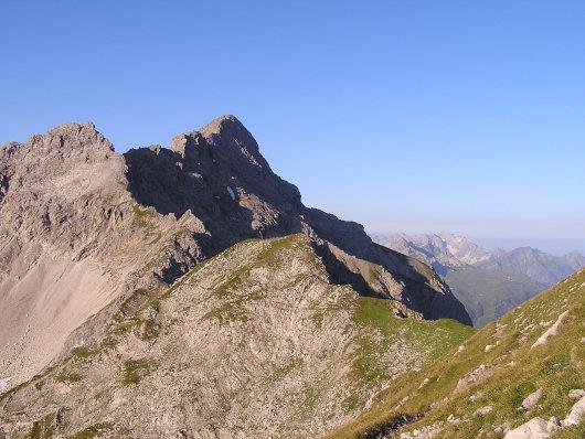 Der Biberkopf soll der südlichste Berg von Deutschland sein.