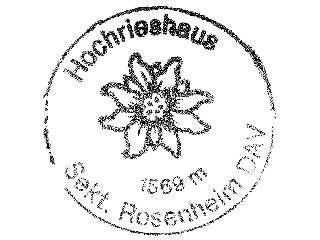 Hochrieshaus - Chiemgauer Alpen