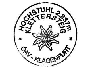 Hochstuhl-Klettersteig - Karawanken