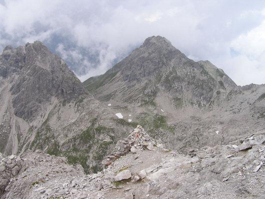 Große Steinscharte