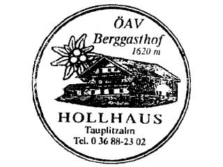 Hollhaus - Totes Gebirge