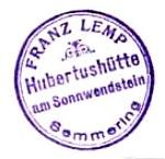 Hubertushütte - Semmering