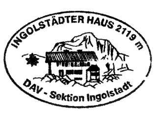 Ingolstädter Haus - Berchtesgadener Alpen