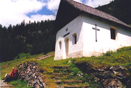 Die Bricciuskapelle.