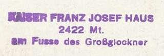 Kaiser Franz-Josef-Haus