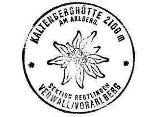 Kaltenberghütte - Verwall