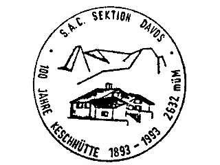 Keschhütte - Graubünden (von 1993)