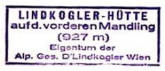 Lindkogler Hütte