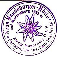 Neue Magdeburger Hütte - Venedigergruppe