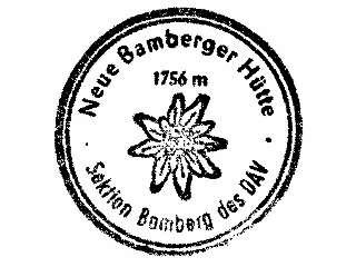 Neue Bamberger Hütte - Kitzbüheler Alpen