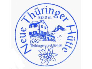 Neue Thüringer Hütte - Venedigergruppe