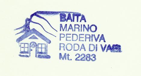 Pederiva Hütte - Rosengartengruppe