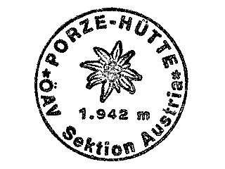 Porzehütte - Karnische Alpen