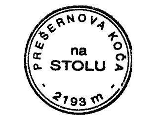 Presernova Koca - Karawanken