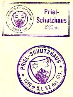 Priel-Schutzhaus - Totes Gebirge