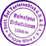 Reisalpen Schutzhaus - Gutensteiner Alpen