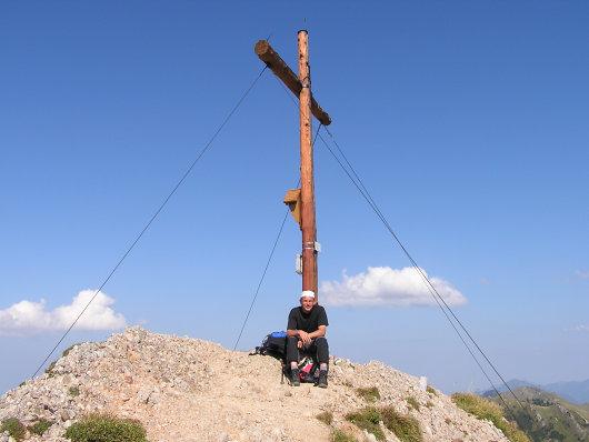 Gipfelfoto.