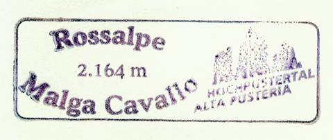 Rossalpe - Pragser Dolomiten
