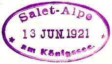 Salet Alpe