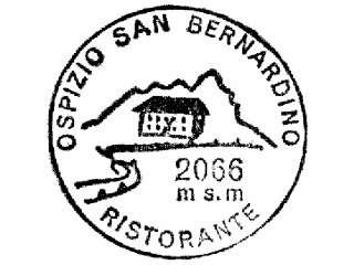 San Bernardino Hospiz - Berninagruppe
