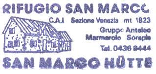 San Marco Hütte