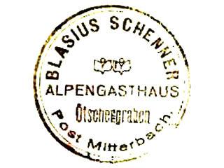 Schenner Blasius