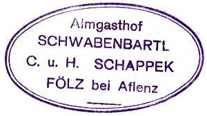 Schwabenbartl - Hochschwabgebirge